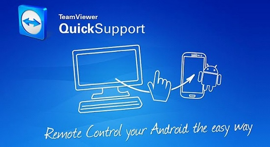 How to Control Android Device from PC using TeamViewer