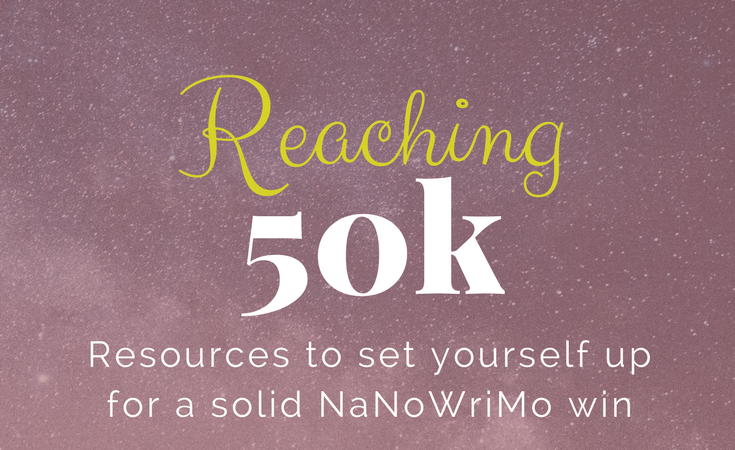 A Solid Novel Writing Strategy Mix for NaNoWriMo   2016 Edition
