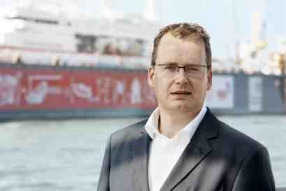 Lotse Olaf Hinz