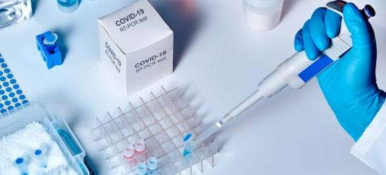 PCR-Tests weisen keine Infektion nach