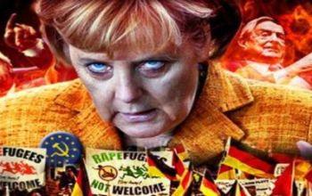 Satan Merkel