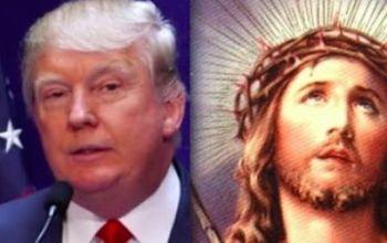 Trump + Jesus