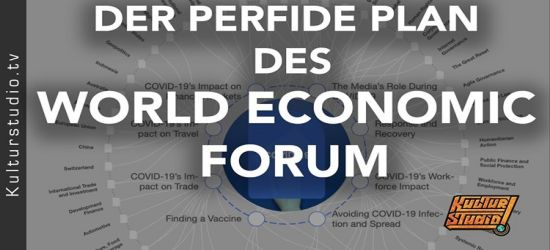Der perfide Plan des World Economic Forum