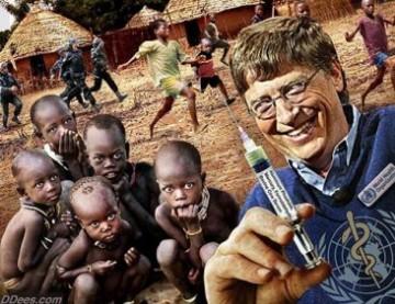 Impfstoff-Holocaust