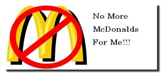 Mcdonalds verwendet Menschenfleisch