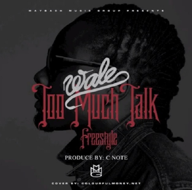 Talk too Much freestyle