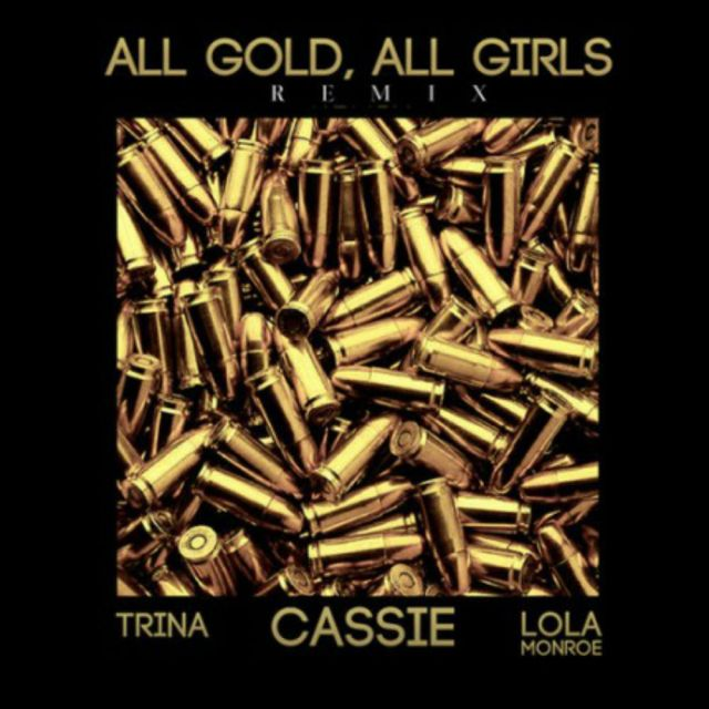 All Gold All Girls