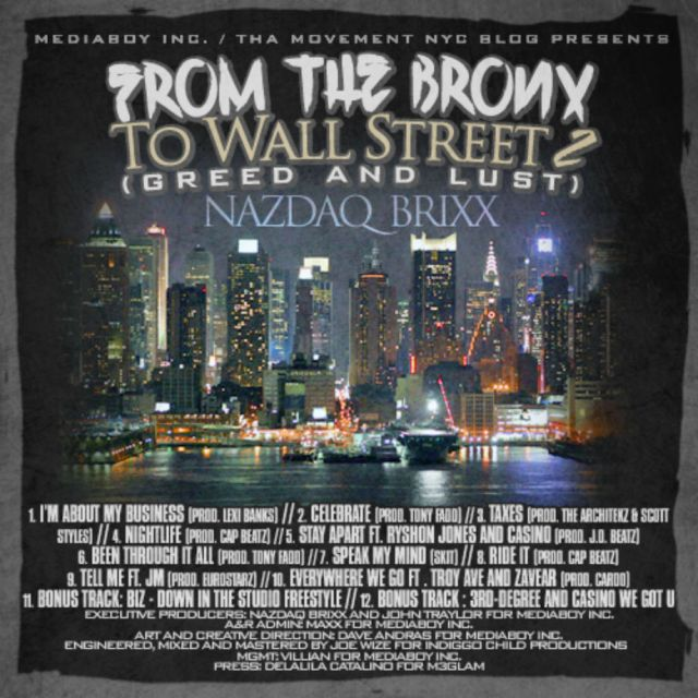 From the Bronx to Wall Street 2