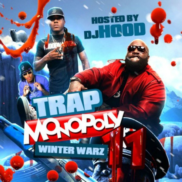 Trap Monopoly Winter Warz