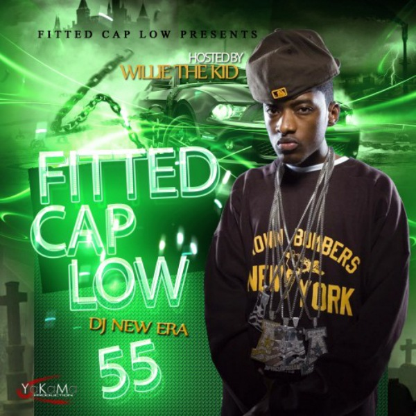 Fitted Cap Low 55
