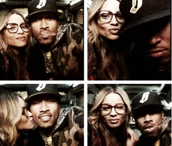 future and ciara leak romantic photos to instagram