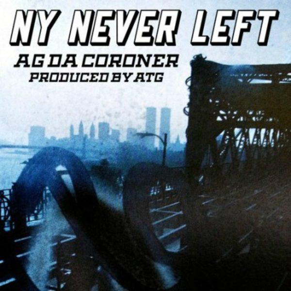 NY Never Left