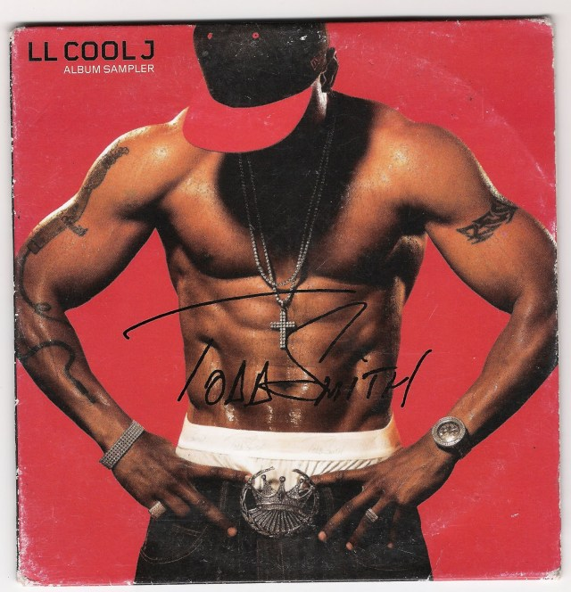 LL Cool J Todd Smith