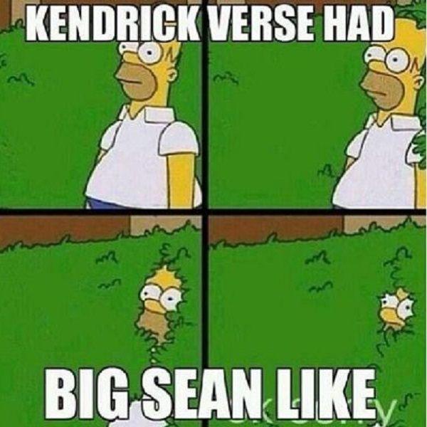 Kendrick Lamar meme 9