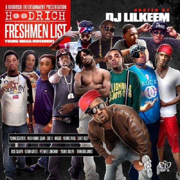 Hoodrich Freshmen List 2013