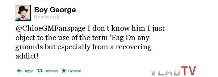 Boy George tweet 8