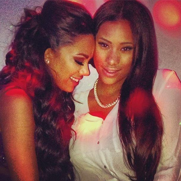 Morning Heat: Erica Mena and Cyn Santana turn up for her ...