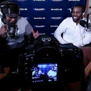 Kanye West Sway