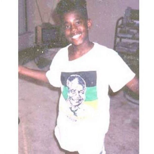 Kanye Mandela