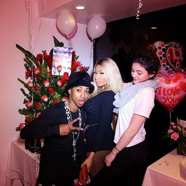 Nicki Minaj Celebrates Birthday With Unique Breasts Birthday Cake