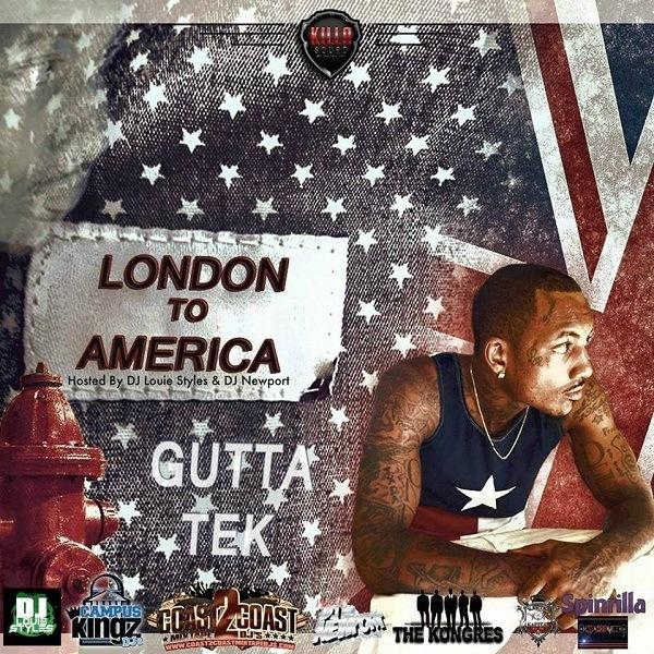 London to America