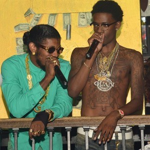 Trinidad James Rich Homie Quan