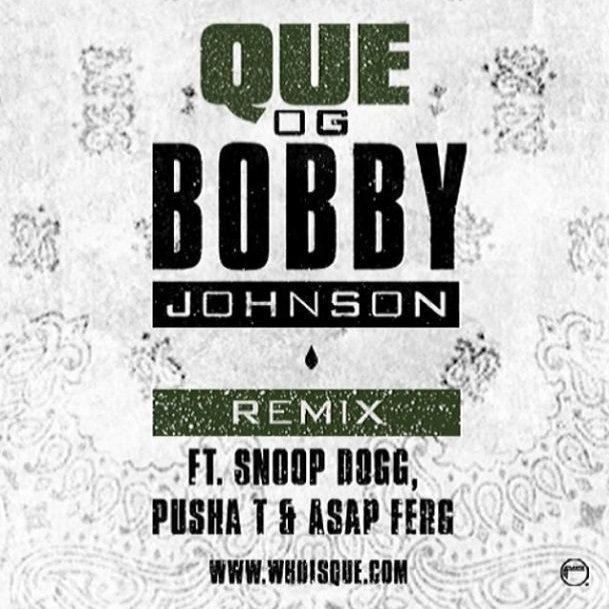 OG Bobby Johnson official remix