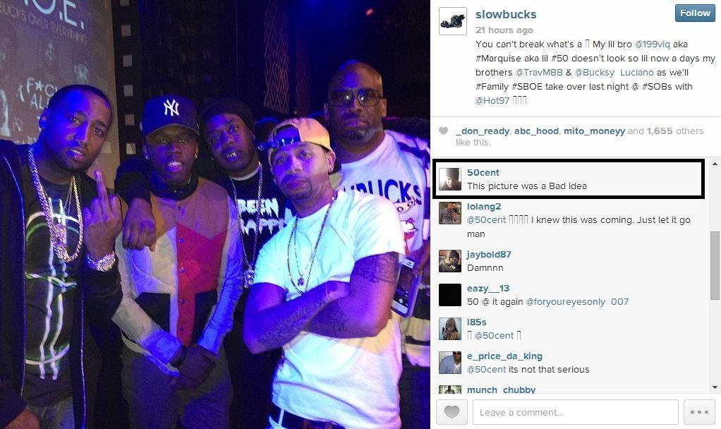 > The Real Reasons Why 50 Cent Got Slowbucks Beat Up & Robbed At Summer Jam - Photo posted in The Hip-Hop Spot | Sign in and leave a comment below!