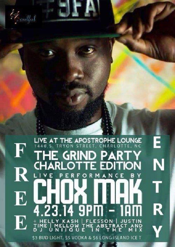 Chox Mak Charlotte