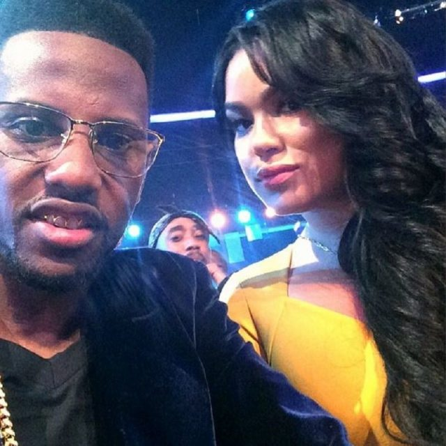 Fabolous at the BET Awards