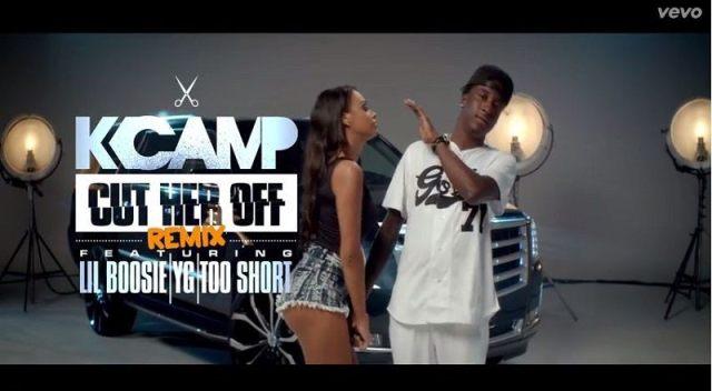 K Camp ft. Lil' Boos...K Camp Cut Her Off Remix