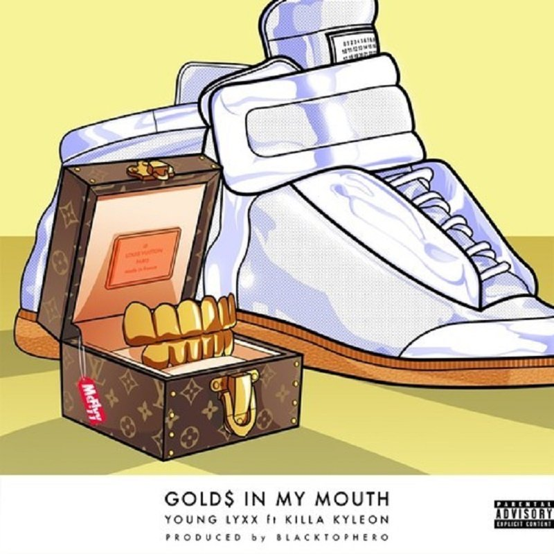 Gold$ In My Mouth