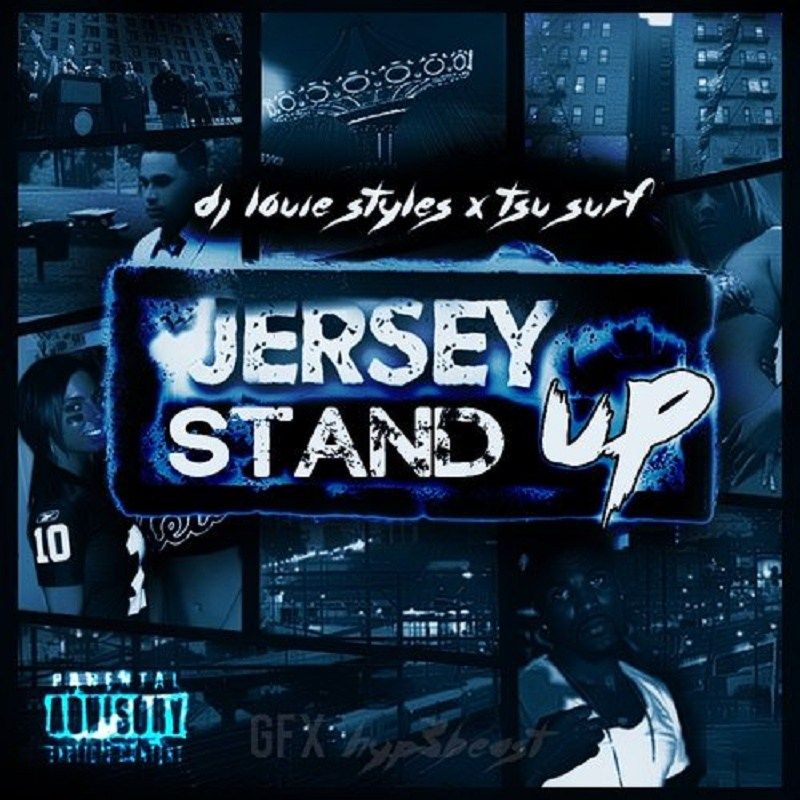 Jersey Stand Up