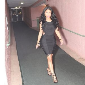 Nicki Minaj 40