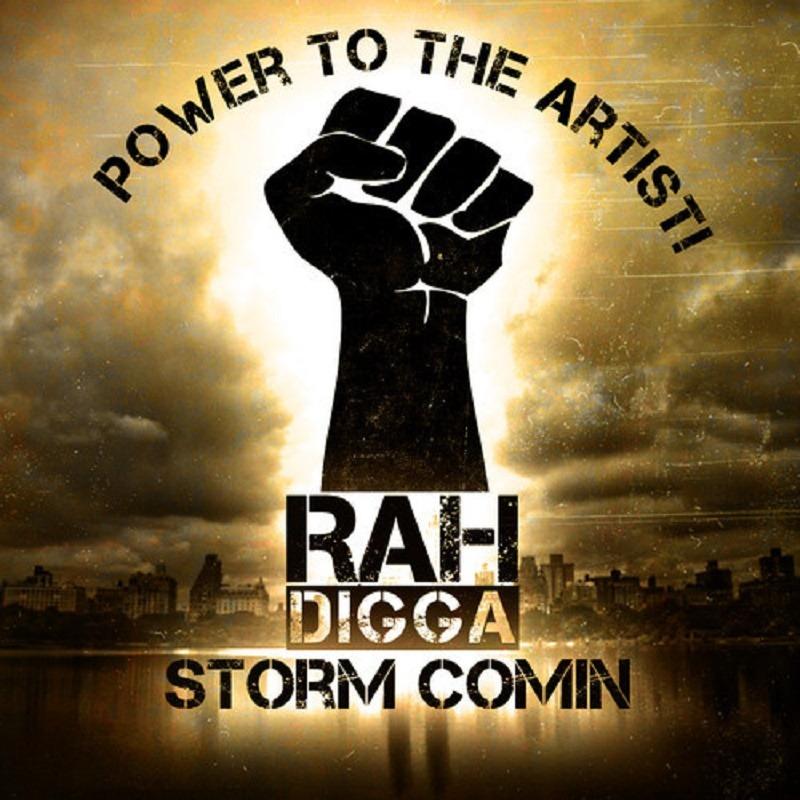 Storm Comin