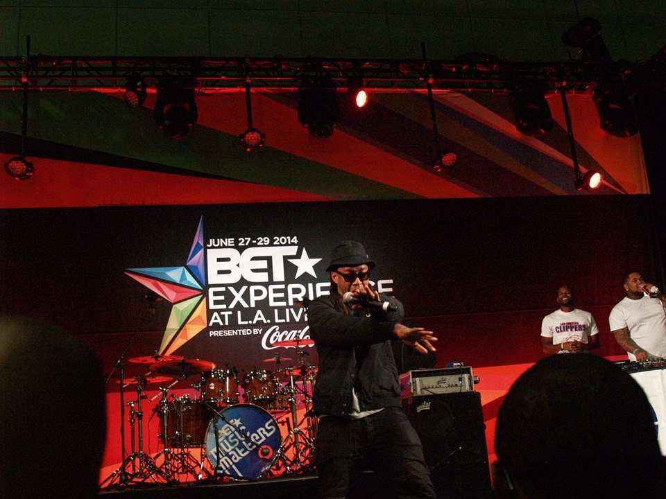 Ty Dolla $ign BET Experience 5