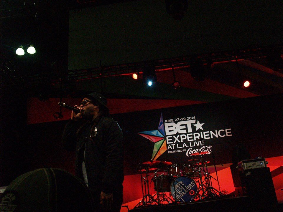 Ty Dolla $ign BET Experience 8