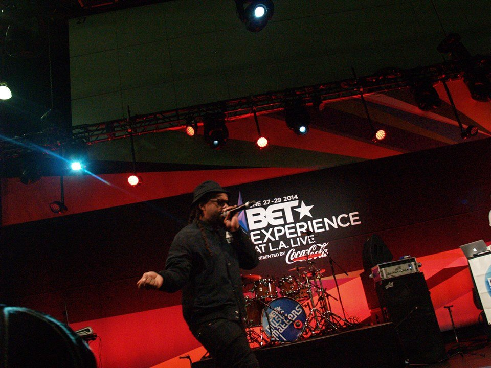 Ty Dolla $ign BET Experience 9