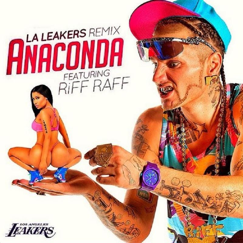 Anaconda RiFF RaFF