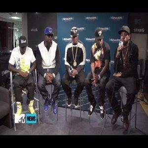 G-Unit MTV News