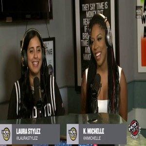 K. Michelle Hot 97
