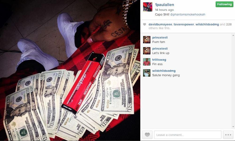 Paul Allen more cash