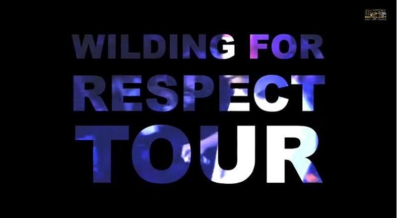 Wildingforrespecttourvid