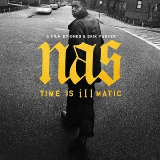 Time Is Illmatic mixtape