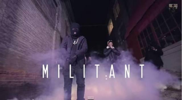 Militantvid