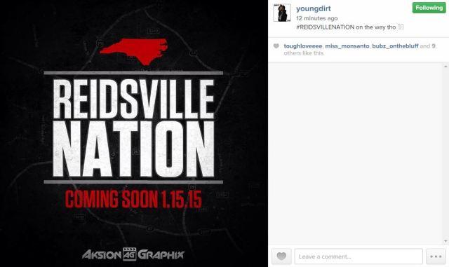 Reidsville Nation promo