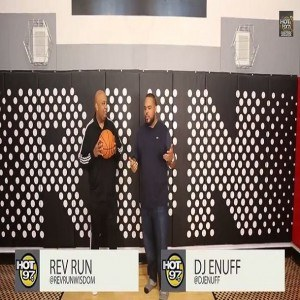 Rev Run DJ Enuff