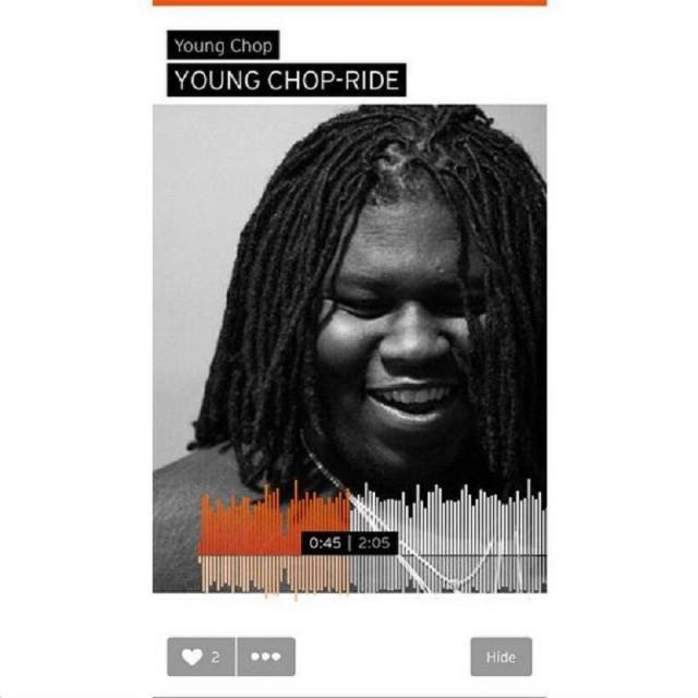 Ride Young Chop