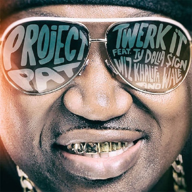 Twerk It Project Pat