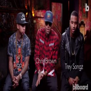 Tyga, Chris Brown, Trey Songz Billboard